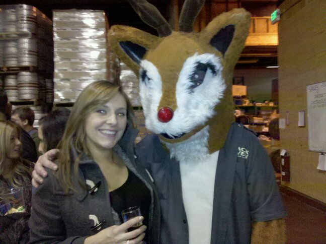 Winter Beer Fest & Rudolph