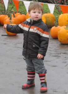 Pumpkin Picking at Remlinger Farms