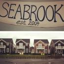 Seabrook row houses