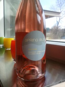 Novelty Hill-Januik Winery's 2012 Spring Run Rosé