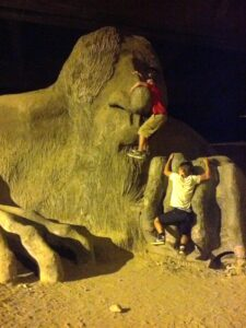 Fremont Troll - photo by LM