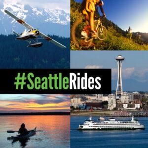 #SeattleRides