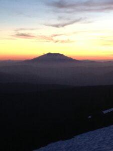 Mount St. Helens - photo by Danielle Decker