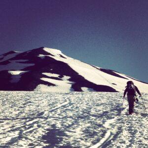 Mount Adams - photo by Danielle Decker