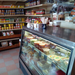 Mexican Grocery, Pike Place Market. Photo by Joan Magnano-Damm.