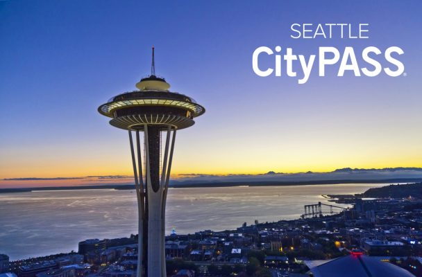 Sightseeing – Seattle Tourist Attractions Map
