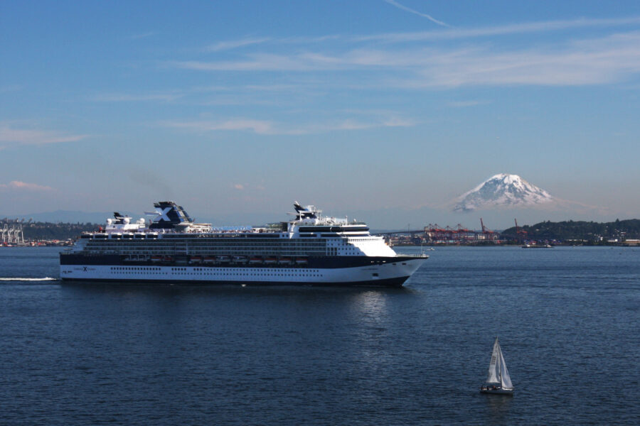 Cruise from Seattle