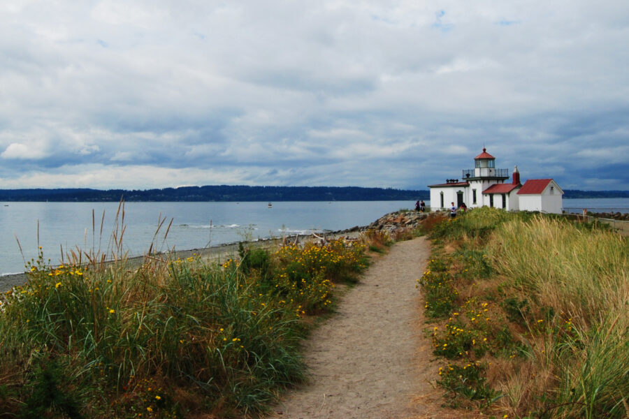 Discovery Park Lighthouse