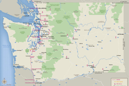 Maps | Visit Seattle