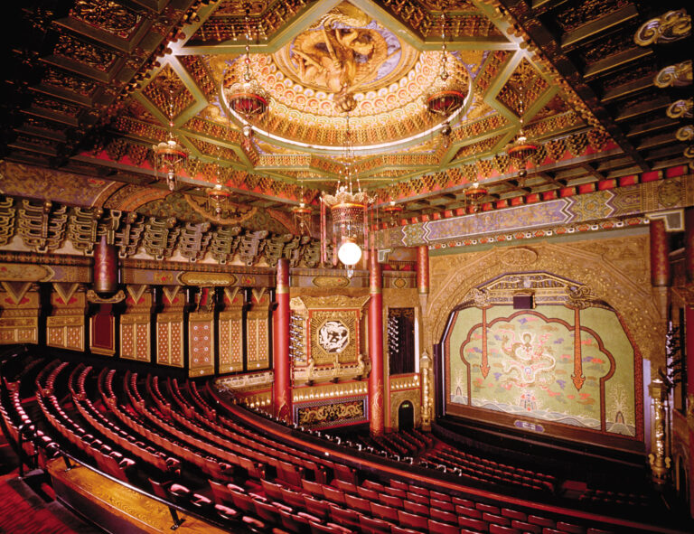 5th Avenue Theatre Interior