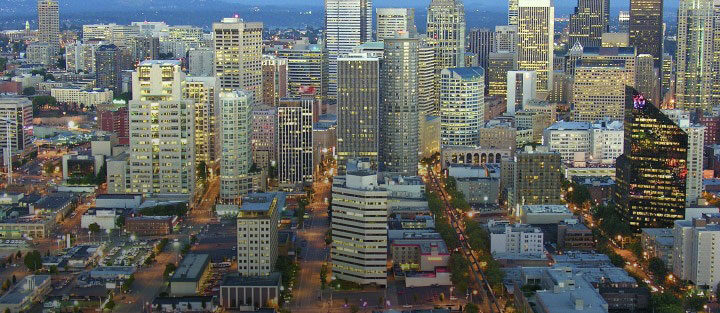 Visit Seattle Washington Travel and Tourism – Tourist Map Of Seattle