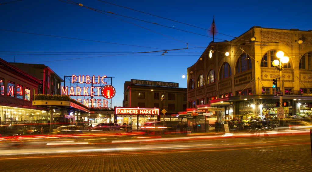 Pike Market Place Tour