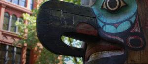 Pioneer Square Totem