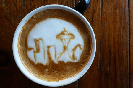 Latte Art by Warren Bohner