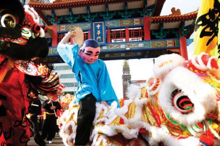 Seattle Chinatown Lunar New Year