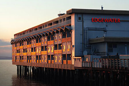 Edgewater Hotel on Elliott Bay