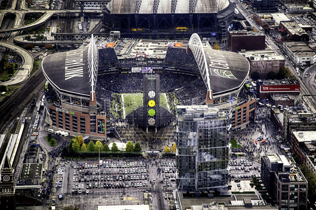 Seattle Stadiums