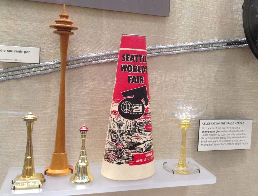 Space Needle Souvenirs