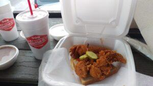 Nashville - Food - Hattie B