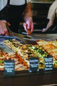 Pizzeria Gabbiano | Lauren Stelling