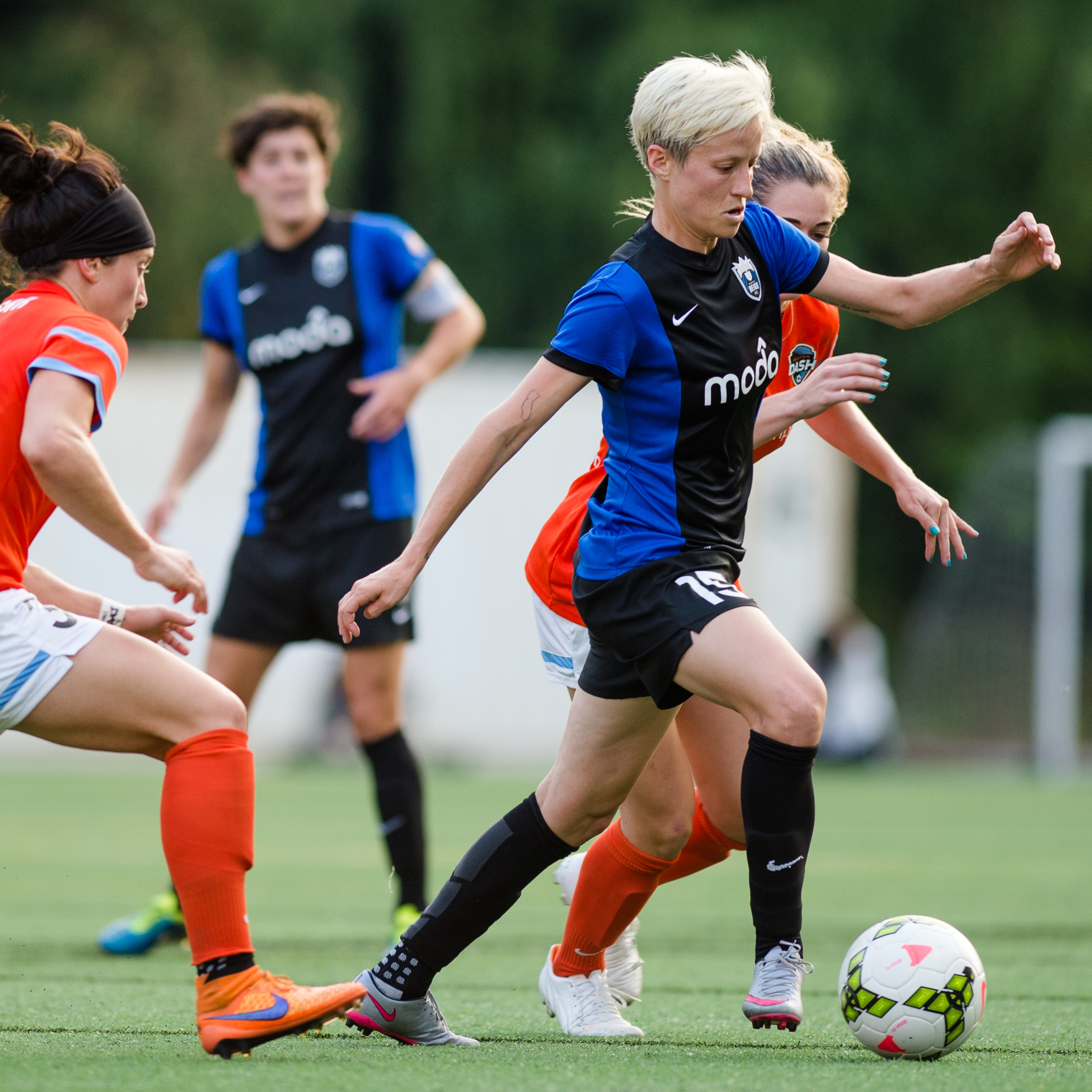Courtesy Seattle Reign FC