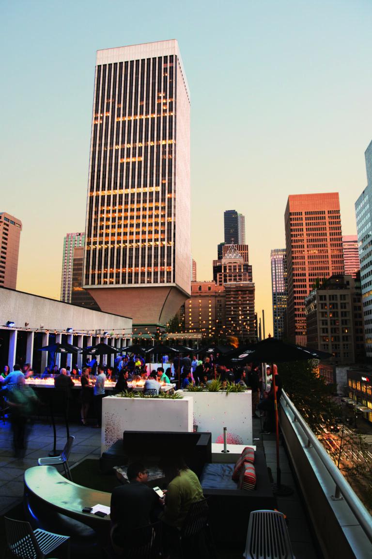 Rooftop Bars | Visit Seattle