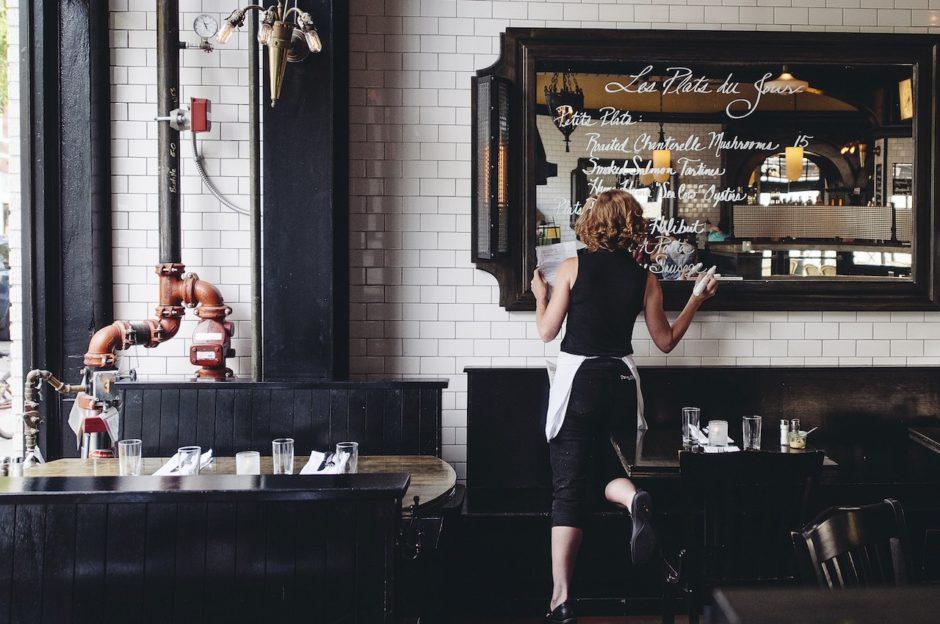 Photo: Geoffrey Smith, Bastille Cafe & Bar