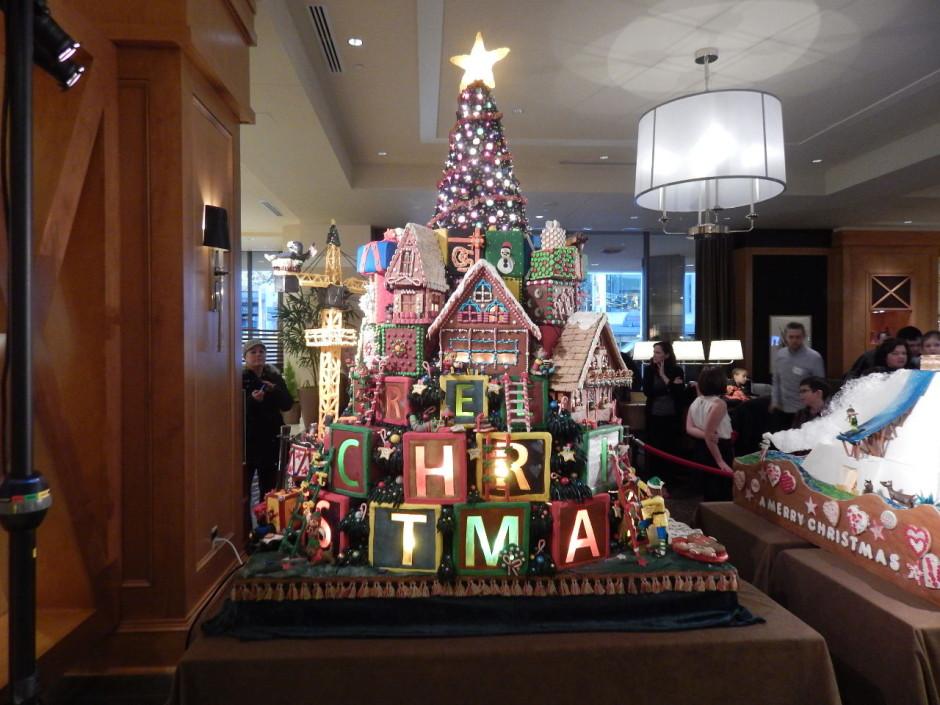 Photo: Sheraton Seattle Hotel