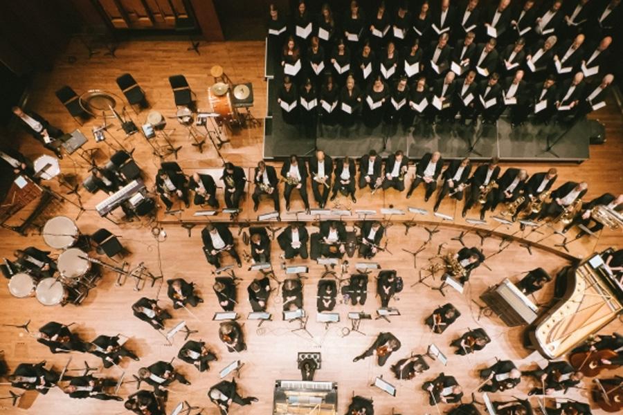 Photo: Seattle Symphony