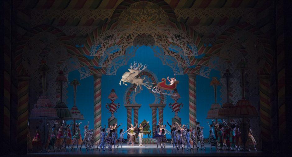 Elise Bakketun for Pacific Northwest Ballet