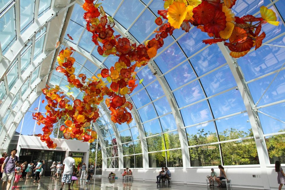 Photo: Chihuly Garden and Glass
