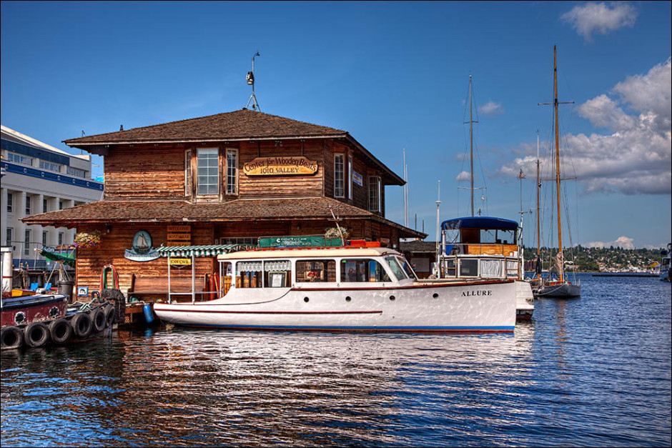 Photo: The Center for Wooden Boats