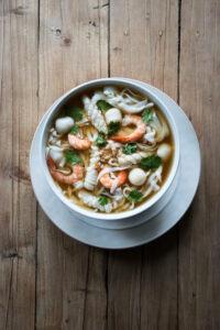 Dong Thap Noodles Photo: Sarah Flotard