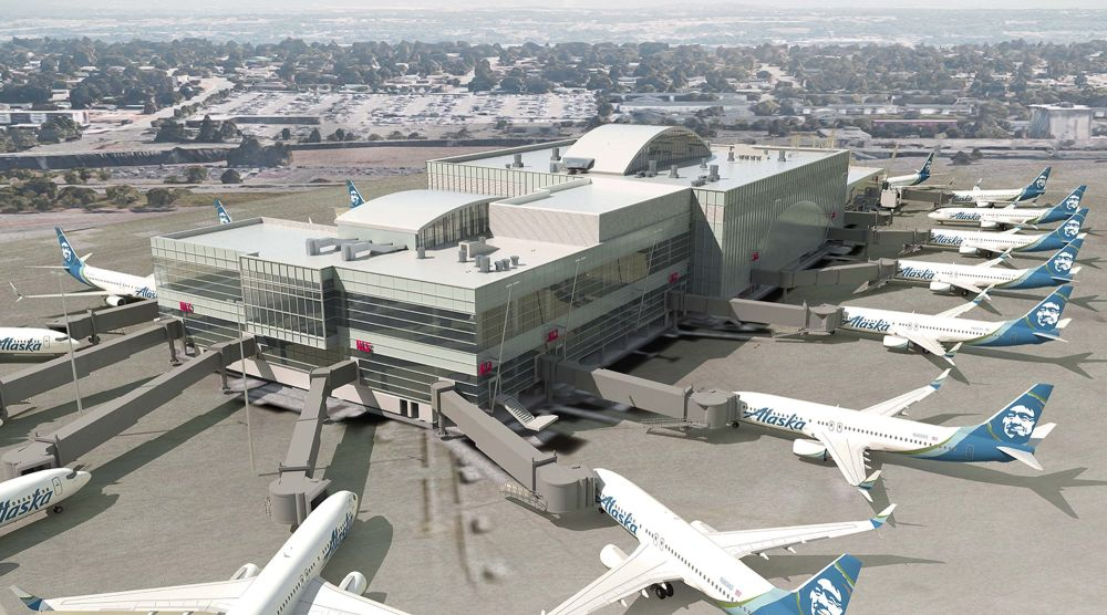 Expanded North Satellite Terminal at Sea-Tac Airport Port of Seattle