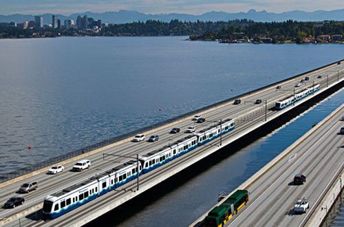Planned Regional Transit Expansion Sound Transit