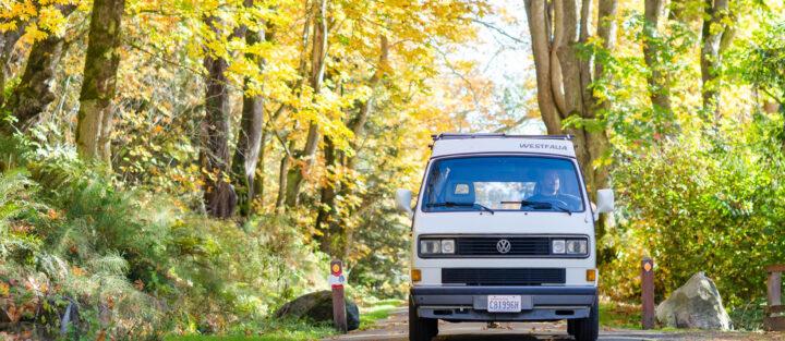 PacWesty Camper Van Rentals