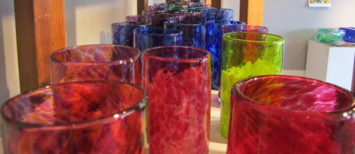 Blowing Sands Glass
