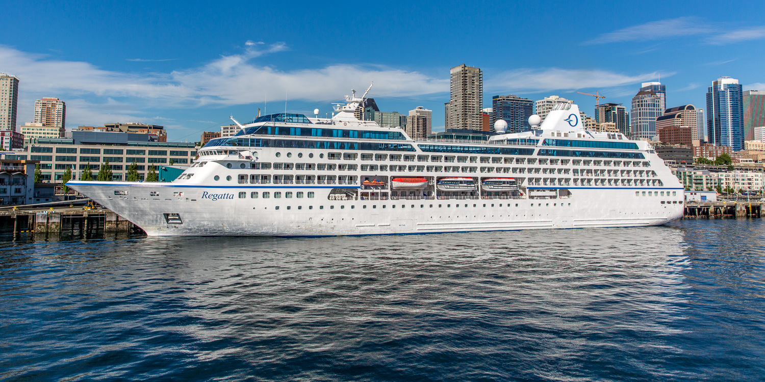 Starting your cruise in Seattle ensures a bon voyage