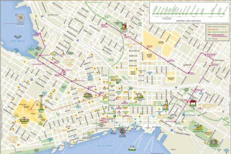 Maps | Visit Seattle