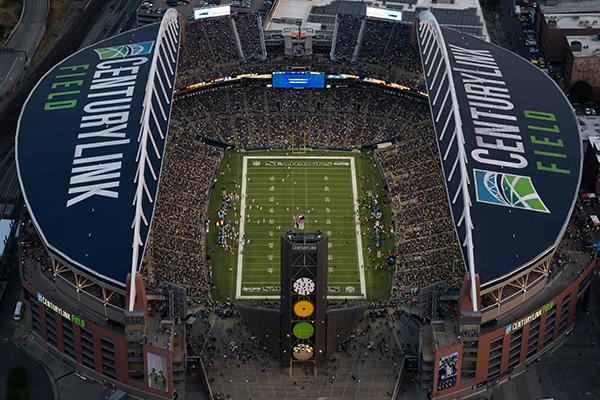 Seattle Stadiums