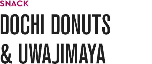 Uwajimaya & Dochi Donuts
